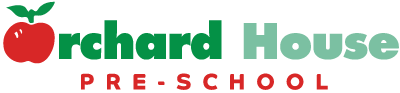 Orchard House Pre-school logo